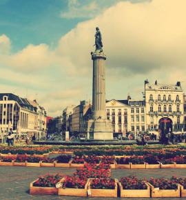 Kinderen reizen voor €1 naar Lille in de herfstvakantie