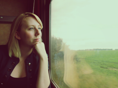 Column Kirsten: Waarom reizen met de trein?