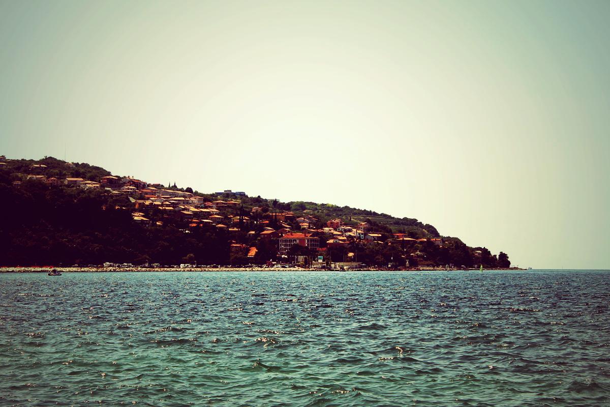 Koper zee haven