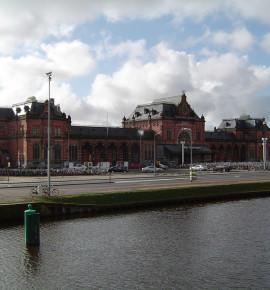 Top 5 van mooie stations in Nederland