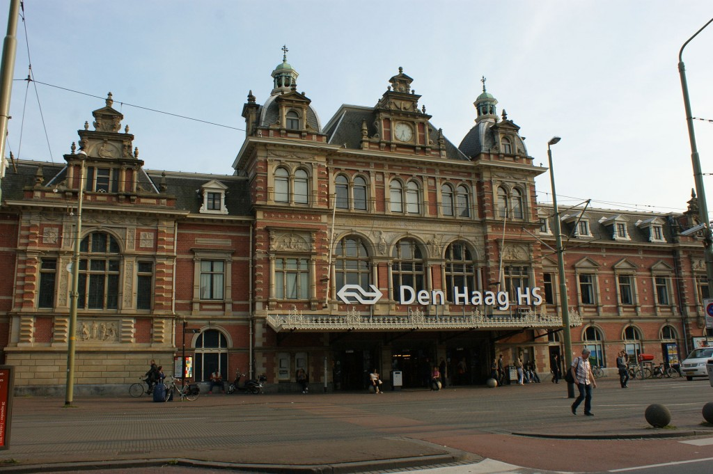 Station Den Haag Hollands Spoor - © Rudolphous