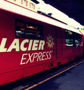 De langzaamste sneltrein ter wereld – Zwitserland