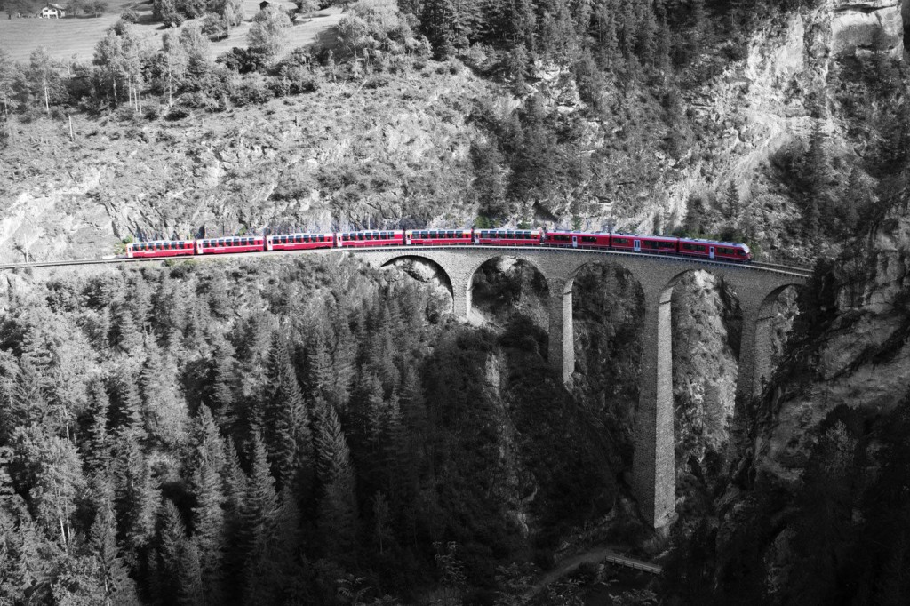 Landwasser-viaduct