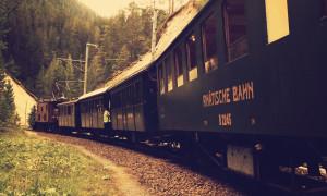 125 jaar Rhätische Bahn – Zwitserland