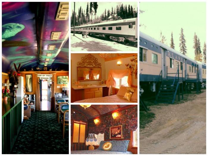5x trein hotels