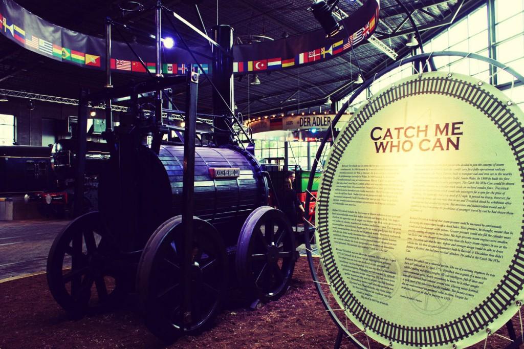 Review: tentoonstellingen 175 jaar spoor