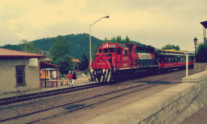 Denderend door de Copper Canyon – Mexico
