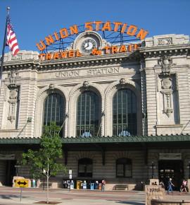 Terug in de tijd…Denver Union Station