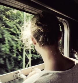 Reizen met…Klasine Smid