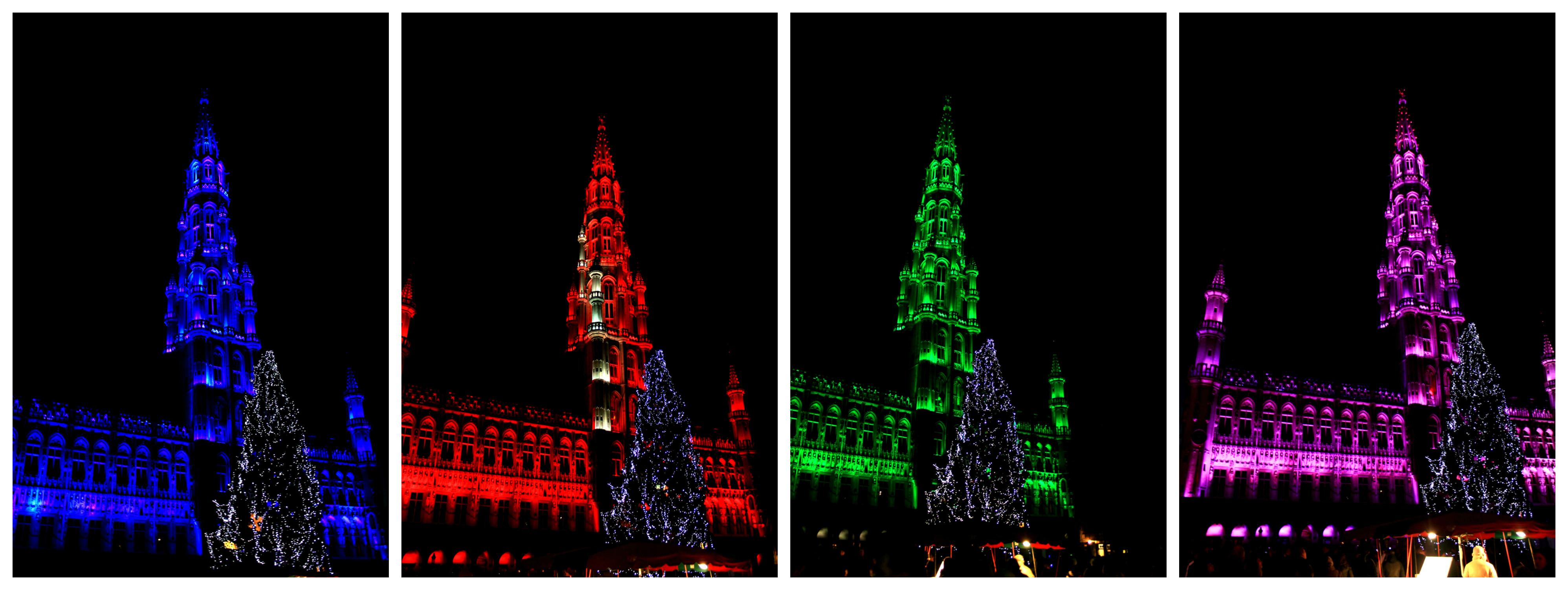 Kerstmarkt Brussel