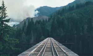 Het verhaal achter de foto: Vance Creek Bridge