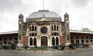 Terug in de tijd…Istanbul Sirkeci Terminal