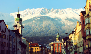 Treinen door diepe dalen – Innsbruck, Oostenrijk