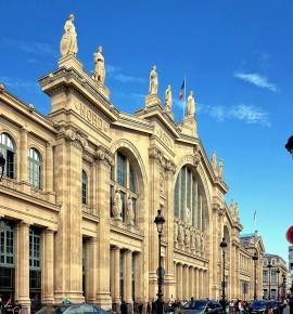 Terug in de tijd…Gare de Paris Nord