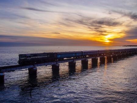 Top 8 meest enge treinreizen ter wereld
