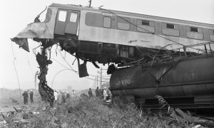 Top 5 Grote treinrampen in de afgelopen 20 jaar