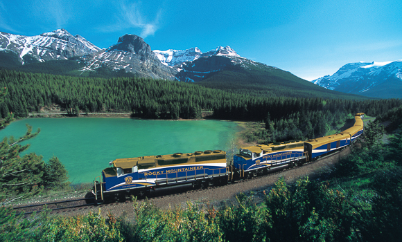 De Rocky Mountaineer - © Incento
