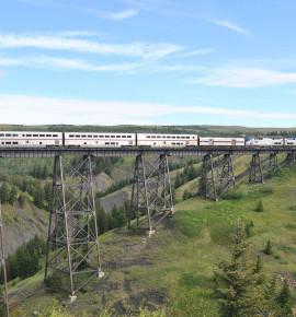 Top 5 luxe treinen in Amerika