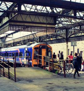 De treinreis TAG – Nick