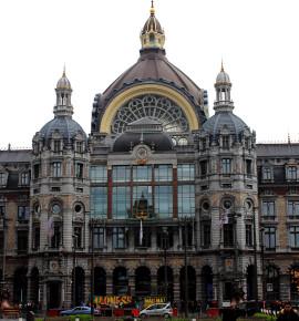 Terug in de tijd…Antwerpen Centraal