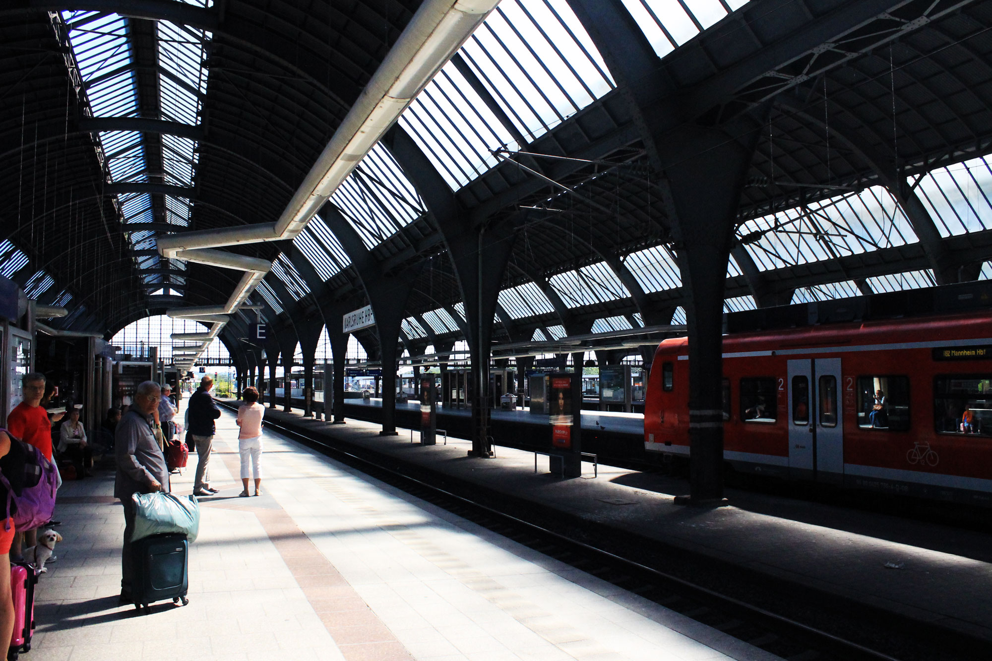 Treinreizen Baden-Württemberg