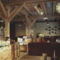 Naast het spoor: Bahnmuseum Albula museum Bistro