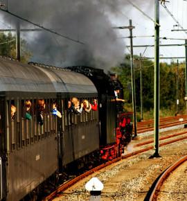 Quiz: test je treinreis kennis over…Stoomtreinen