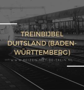 Treinbijbel: Duitsland (Baden-Württemberg)