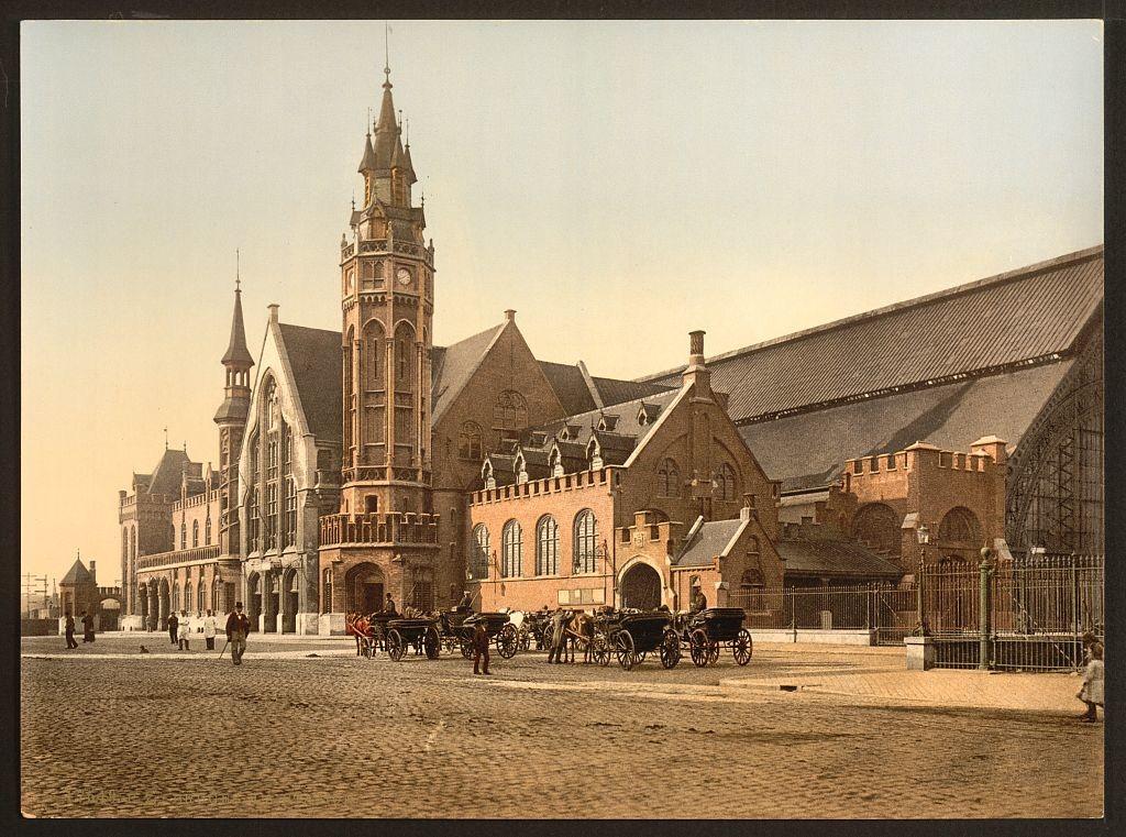 Brugge_tweede_station