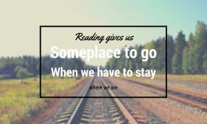 4 fijne boeken om te lezen in de trein