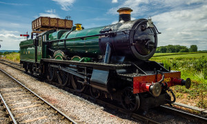 Column Theo: The West Somerset Railway