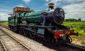 Column Theo: The West Somerset Railway