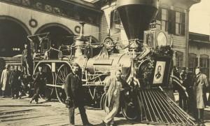 Spooktreinen – The phantom funeral train
