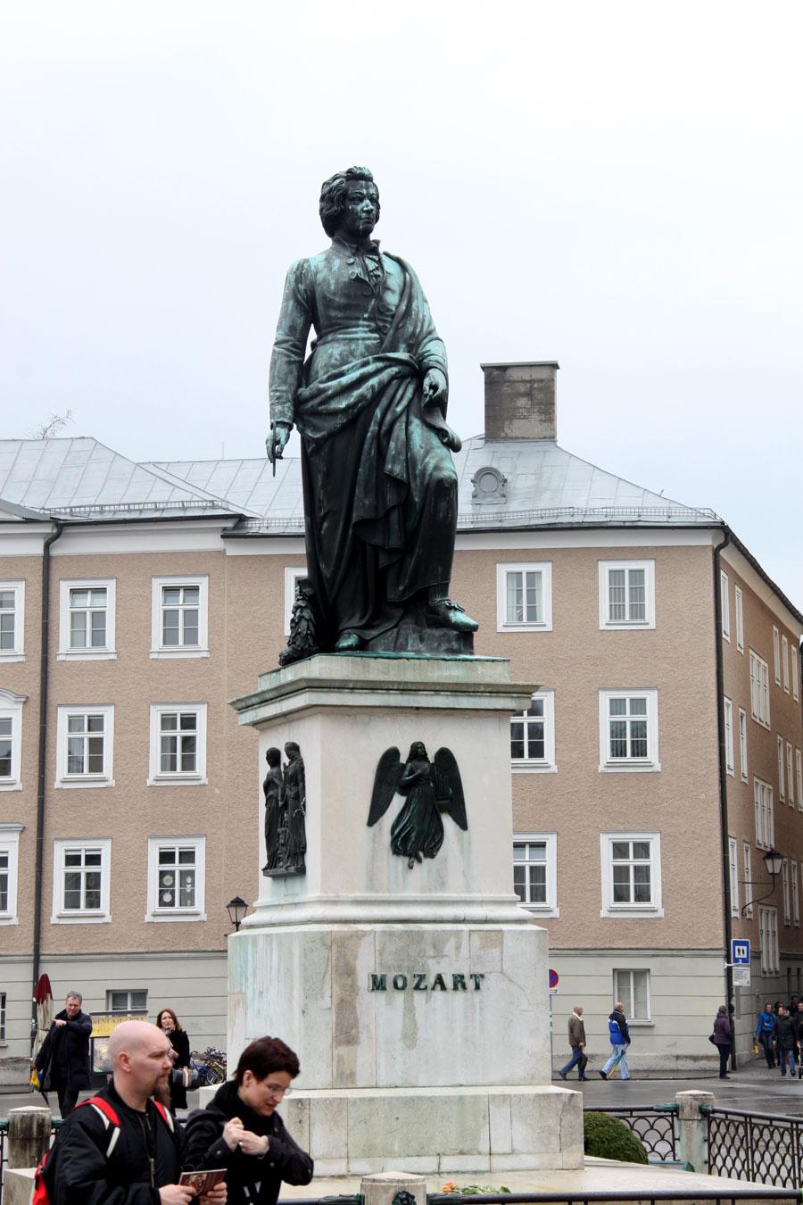 Dagje Salzburg, Oostenrijk
