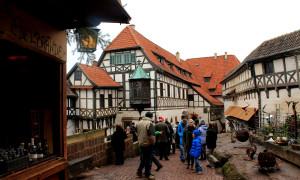 De middeleeuwse kerstmarkten van Thüringen