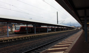 Treinbijbel: Duitsland (Thüringen)