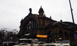 Terug in de tijd…Frankfurt Hauptbahnhof