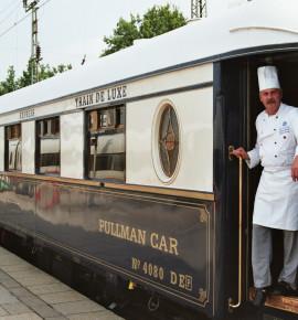 Top 5 lekkerste treinreizen ter wereld