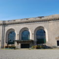 Verlaten treinstations…Oakland Central Station in de Verenigde Staten