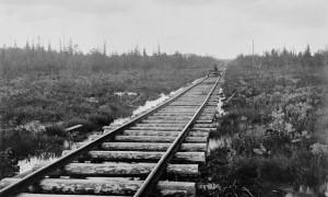 Railfietsen in Noord-Värmland, Zweden