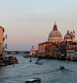 Bestemming bereikt: Venetië, Italië