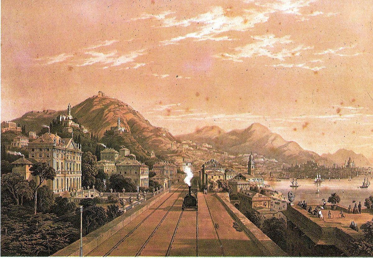 Station Genova Piazza Principe