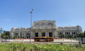 Terug in de tijd…Station Milano Centrale
