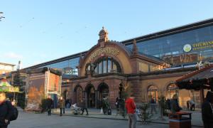 Terug in de tijd…Erfurt Hauptbahnhof