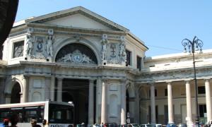 Terug in de tijd…Station Genova Piazza Principe