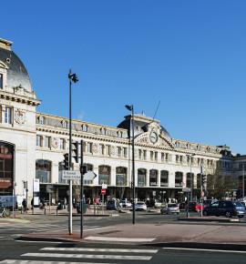Terug in de tijd…Gare de Toulouse-Matabiau
