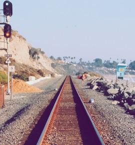 Een ode aan het treinreizen