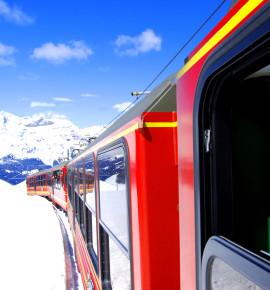 Top 5 ijskoude treinreizen