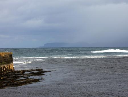 Bestemming bereikt: Thurso, Schotland