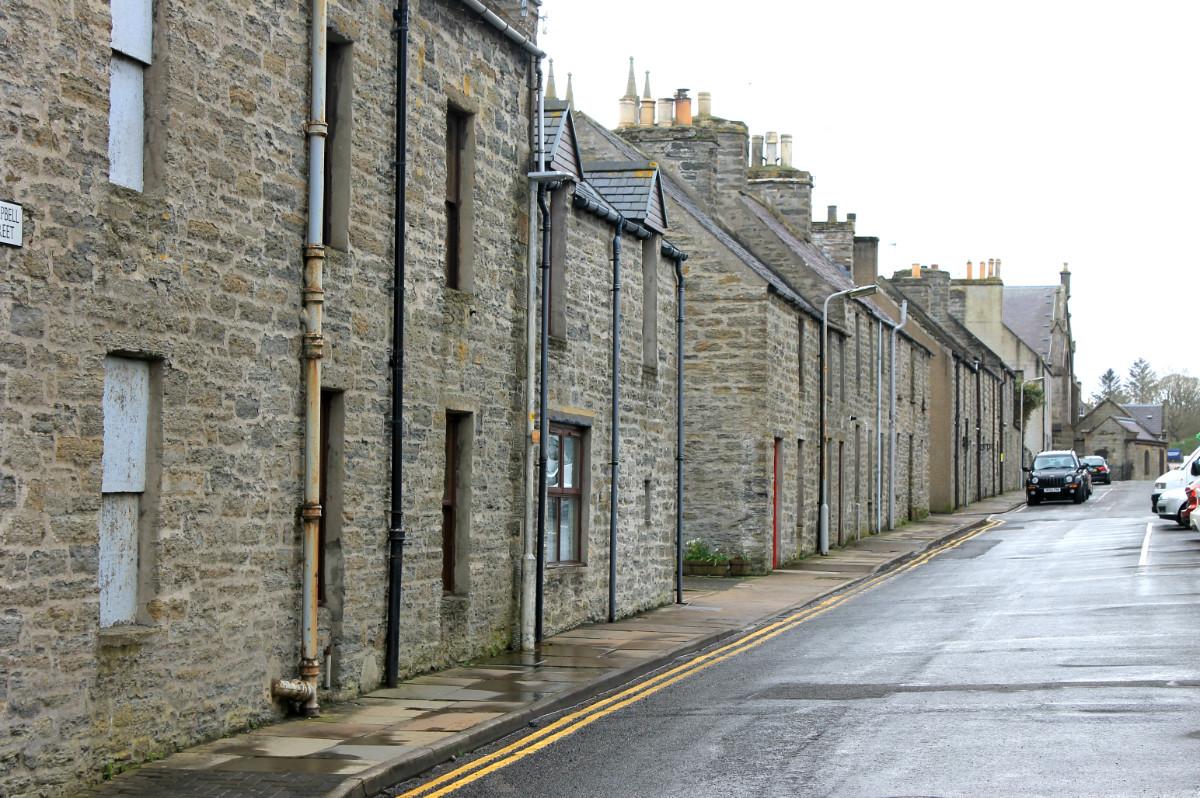 Thurso, Schotland
